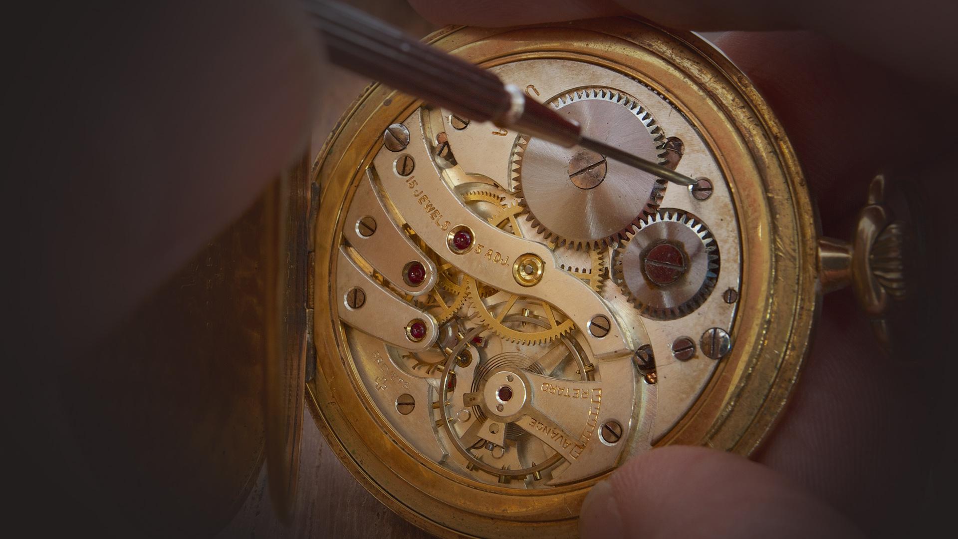 Clock and Watch Repair